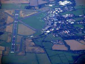 Cranfield Airport From The Air Thomas Nugent Cc By Sa