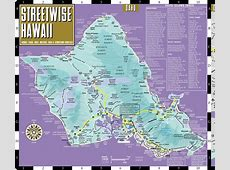 Large Oahu Island Maps for Free Download and Print High