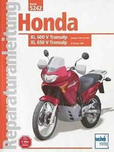 Honda 600 V Transalp Und Xl 650 V Transalp Ab Baujahr 1997  2000 - Buch