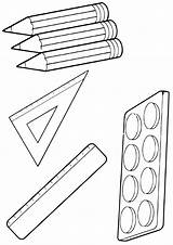 Ruler Coloring sketch template