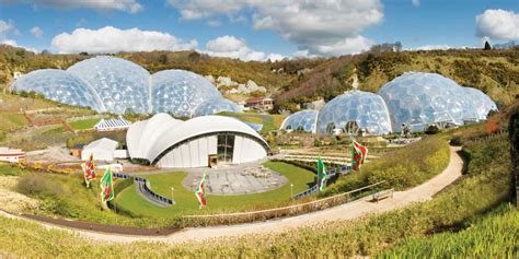 Our funding - Eden Project, Cornwall