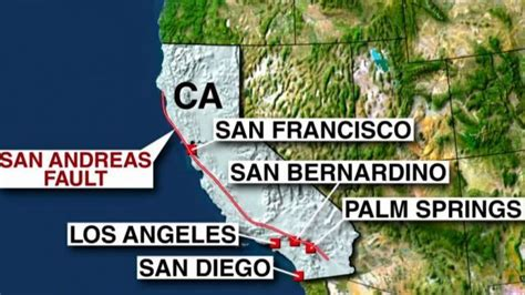 seismic increase  california alarms earthquake experts