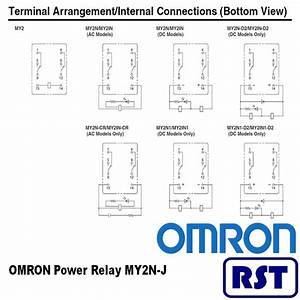 Omron My2 Relay Wiring Diagram