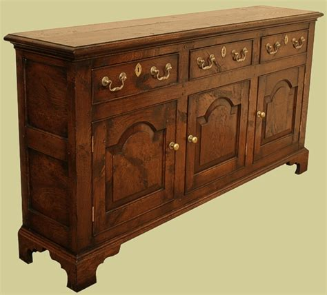 Slim Oak Sideboard by Oak Sideboard Dresser Of Slim Depth Ideal Where Space Is