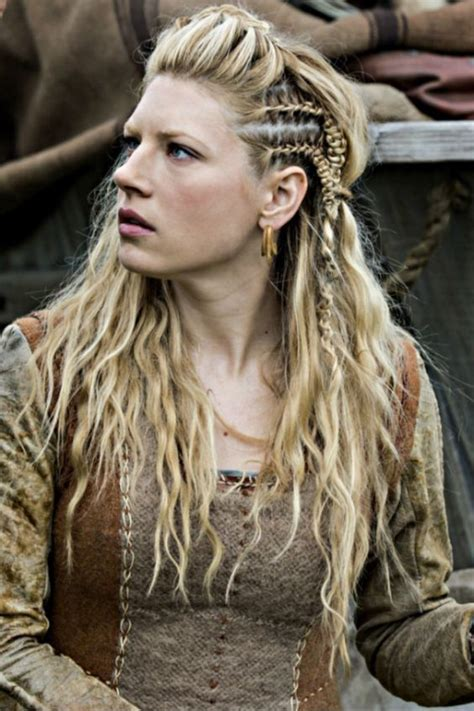 lagertha hair  pinterest viking hair viking