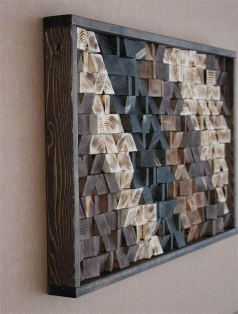 wood wall art reclaimed wall sculpture images
