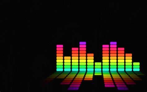 Music, Dj, Audio Spectrum Wallpapers Hd / Desktop And