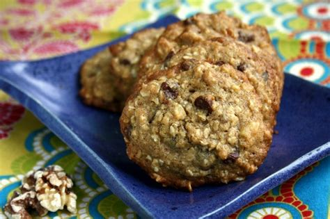 Old Fashion Oatmeal Chocolate Chip Cookies
