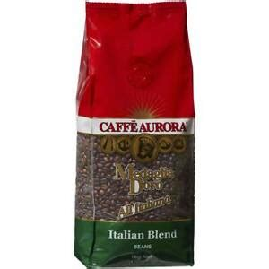Green beans coffee is capable of treating type 2 diabetes as well. Caffe Aurora Coffee Beans Italian Blend 5 X 1kg   eBay