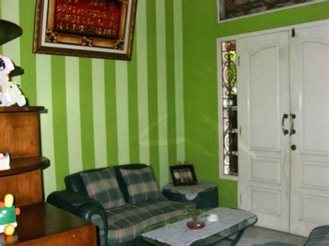 wallpaper dinding bunga colour dinding ruang tamu desainrumahid