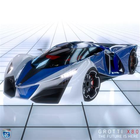 Power Play Und Grotti X80 Proto Veröffentlicht