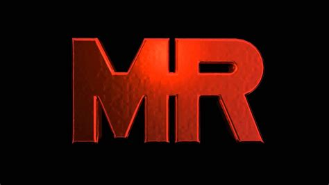 mr logo youtube