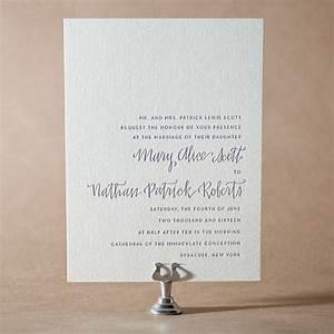 letterpress wedding invitations ellipse design bella With letterpress wedding invitations gold coast