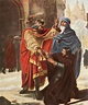 Reconciliation of King Otto I with his brother Henry, Duke ...