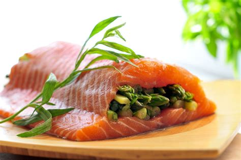 Healthy and delicious, they will never disappoint. 10 Low-Cholesterol Salmon Ideas