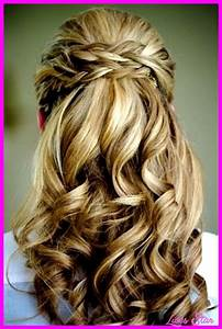 Bridal Hairstyles Half Up Half Down LivesStar