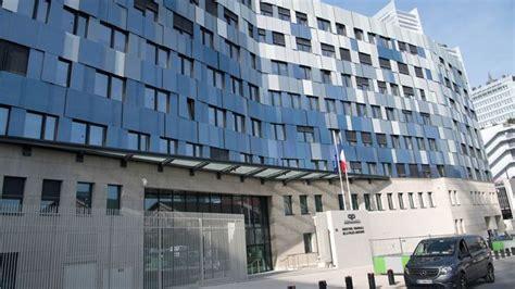 siege ump adresse en images la pj parisienne inaugure nouveau 36 rue