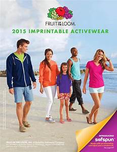 Fruit of the loom catalogue