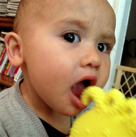 5 Things To Do For Your Teething Baby