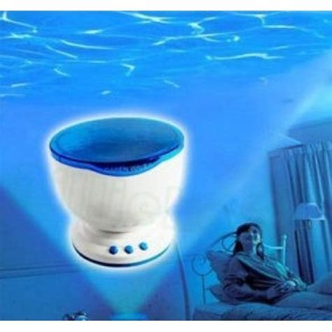 daren waves ocean wave projector