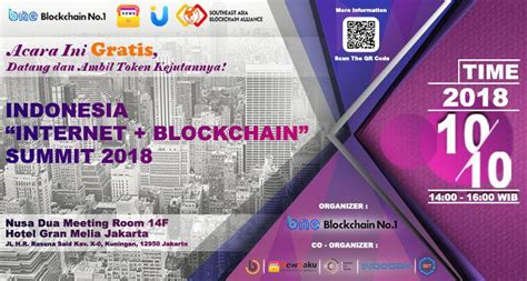 """Indodax.com is an online exchange in indonesia where you can trade bitcoin with rupiah. Indonesia """"Internet + Blockchain"""" Summit 2018 - Blog ..."""