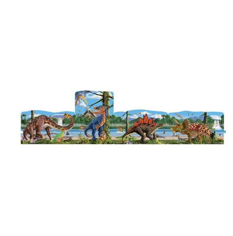 And Doug Dinosaur Floor Puzzles by 4 In 1 Linking Floor Puzzles Dinosaurs And Doug
