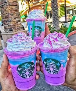 Starbucks anuncia Novo Frappuccino de Unicórnio Unicorn