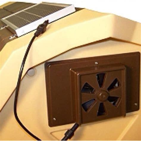 chicken coop ventilation fans solar powered exhaust fan for the chicken coop http www
