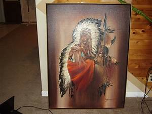 Wyman Oil of Indian Chief and Medicine Man