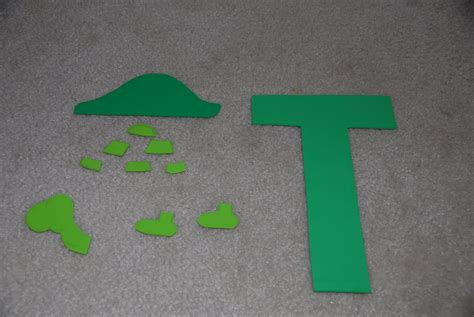 letter t crafts preschool and kindergarten