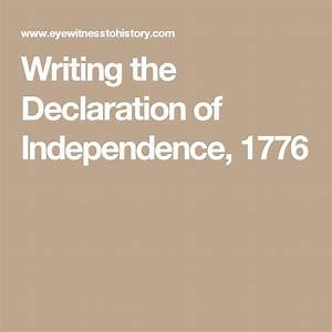 17 Best images about Declaration of Independence 8th Grade ...