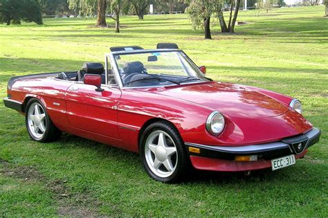 Alfa Romeo Veloce Spider by 2000 Alfa Romeo Spider Photos Informations Articles