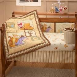disney baby dreams of hunny 4 piece crib bedding set at