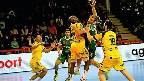 Handball : dur pour l'Usam, équilibré pour le HBC Nîmes ...