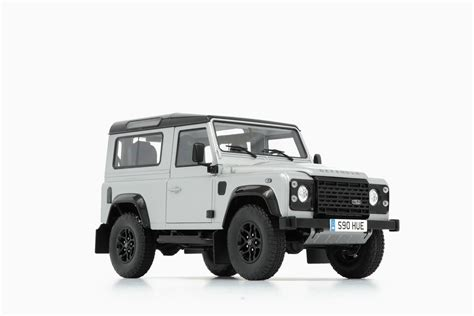 land rover defender  silver    real