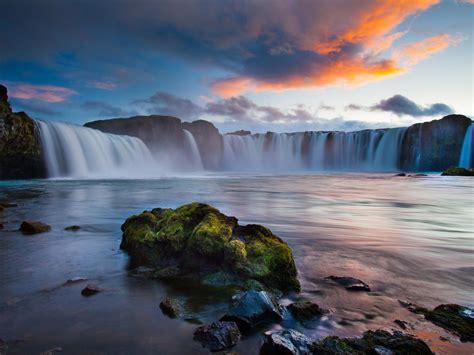 beautiful landscape wallpaper hd resolution waterfalls