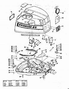 Outboard Motor Diagram Parts