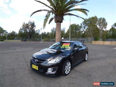 old car manuals online 2009 mazda mazda6 security system mazda 6 for sale in australia