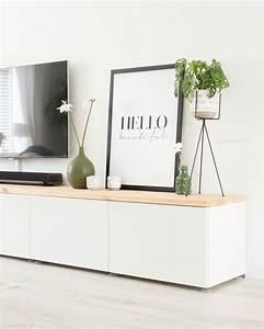 Tv Lowboard Ikea : hacked ikea besta unit for beautiful custom media tv stand ~ A.2002-acura-tl-radio.info Haus und Dekorationen