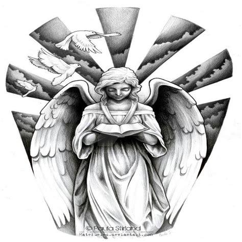 Schöne Engel Tattoo Vorlagen Kostenlos