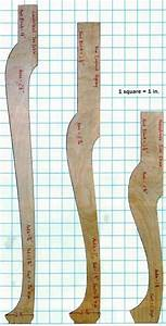 38 best images about modelos cabriolete on pinterest With queen anne leg template