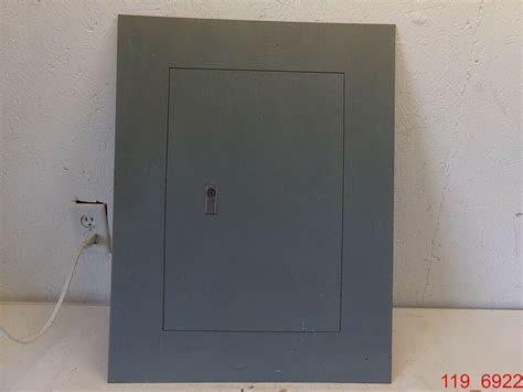 Square Electrical Panelboard Cover Panel Series
