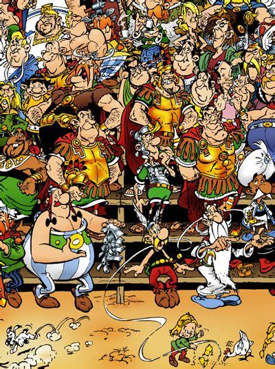barde cuisine les personnages d 39 astérix et obélix momes