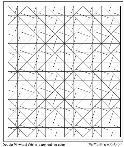 quilt coloring pattern