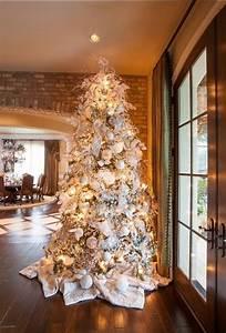 21 silver tree décor ideas digsdigs