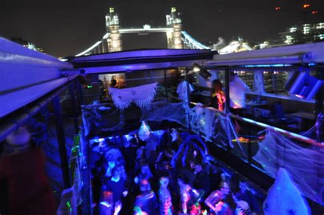 Party Boat Cruise London by Halloween Boat Of Horrors Party Jewel Of London London