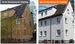 Fassade Mit Lärchenholz Verkleiden : fassade verkleiden mit vinytop ~ Lizthompson.info Haus und Dekorationen