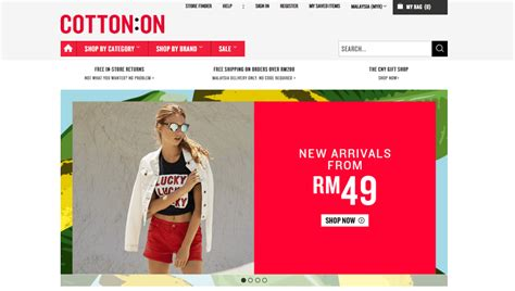 12024 Malaysia Coupon Website by Cotton On Malaysia Coupons Voucher Codes 2016 Shopcoupons