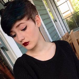 hipster pixie cut tumblr - Google Search | (Hair) Manic ...