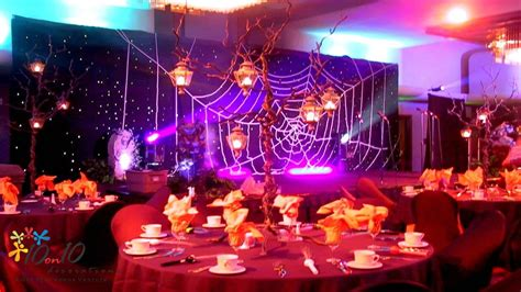 halloween theme party decorators in delhi by 10on10decorations